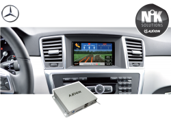 NIK-KIT Mercedes Audio20/50 met Touchscreen 5,8""