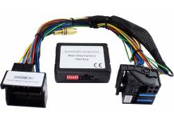 Rear camera interface Porsche PCM3.1