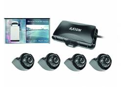 AVS 360 Box system with 4 IR Ball cameras