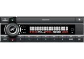 Kienzle 1DIN 24V Truckradio 2x USB/AUX/BT Kort 95mm