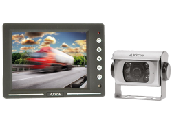 "5,6"" TFT-LCD with Colour Camera"
