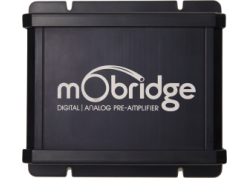 mObridge DA3 DIGITAL/ANALOG PREAMP