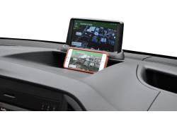 Smartphone mirrorring Navigatie Dashcam achteruitrijcamera