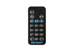 DAB REMOTE II Controller for DAB+A/DAB+M