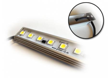 LED High-power Rails 1,5m 4,000k 24v