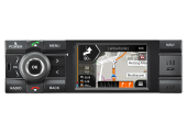 "1-DIN Navi Radio 3,5"" TFT TouchMonitor DAB+/FM/AM/USB/BT"