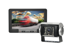 "7"" TFT-LCD with Colour Camera"