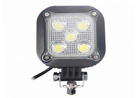 AWL-15v2 LED spot 5x3W 1000 lumen IP67 12-60V