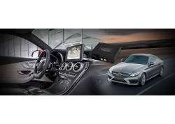 camera interface voor Mercedes NTG5.0 NTG5.1 Audio 20 Command online