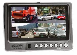 "7"" TFT-LCD with Quadbox ONLY"