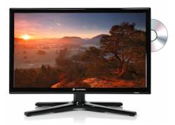 Caratec 47cm LED TV, DVB-S2, DVB-T2
