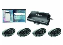 AVS 360 Box system with 4 compact IR camera's