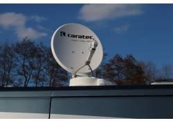 Caratec satelliet schotel 50cm, 2 satellieten twin ready