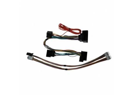 Quadlock ISO2CAR SOT kabel volledig bedraad