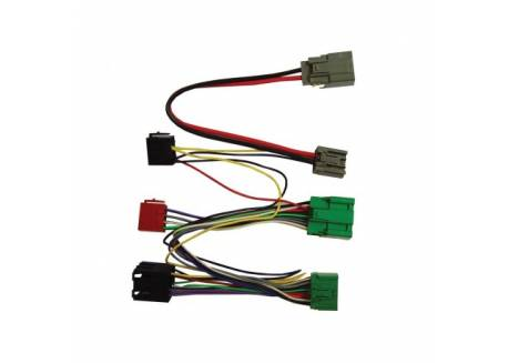 Volvo C30, V50, S40 (04+) ISO2CAR SOT kabel