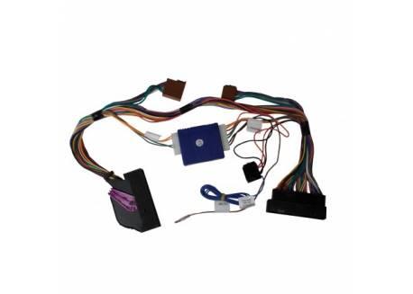 AUDI A3, A4, A6 '05- BOSE ISO2CAR SOT kabel
