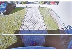 DualView 2 in 1 camera zicht op trekhaak en veel achter zicht Ducato Boxer Jumper
