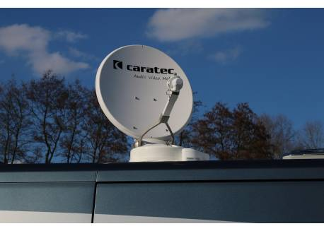 Caratec Satelliet schotel 60cm, 2sat. twin ready