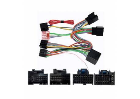 Hummer Saab Chevrolet ISO2CAR SOT kabel