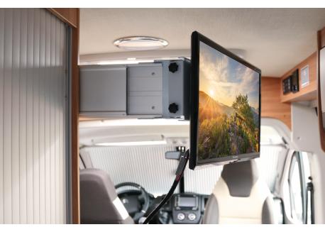 Tv Beugel Voor In Kast.Tv Beugel Tv Steun Tv Houder Camper Caravan Vrachtwagen Boot