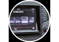 Univ. DAB+ retrofit for all RDS radio's