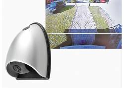 Dual View Design RearView Camera 2 in 1