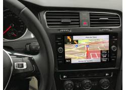 Navigatie set VW, Skoda en Seat Composition Media Radio werkt als Pioneer AVIC F260VAG
