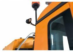 Universele RVS camera bracket voor ICA Turn assist camera