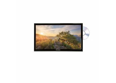 """Caratec pro 55cm 22"""" groothoek camper caravan vrachtwagen TV DVD speler DVB-S2 DVB-T2 HD"""