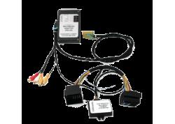 VW RNS510 Skoda Columbus multimedia & camera interface