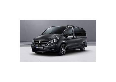 Mercedes Vito W447 eco2move: Intelligente controle van het rijgedrag en verbeterd brandstofverbruik