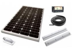 DENSON 100WATT Solar set Compleet