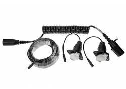 Curlcable for Truck and Trailer