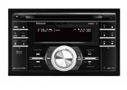 2DIN Radio/CD/MP3/BT/Vario-color