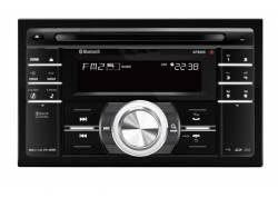 2DIN Radio/CD/MP3/BT/Vario-color
